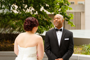 Modern Northern Virginia Wedding Photojournalism