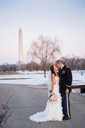 Washington Monument, Wedding Photography