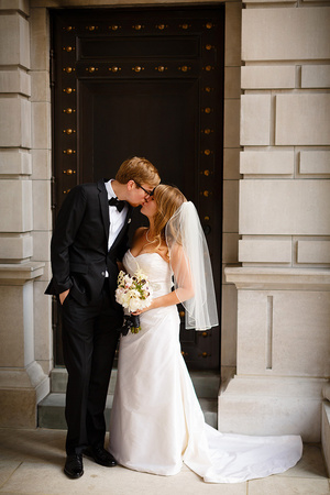 Carnegie Institution For Science Wedding Photography